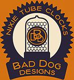 Bad Dog Designs Nixie Clocks Ltd