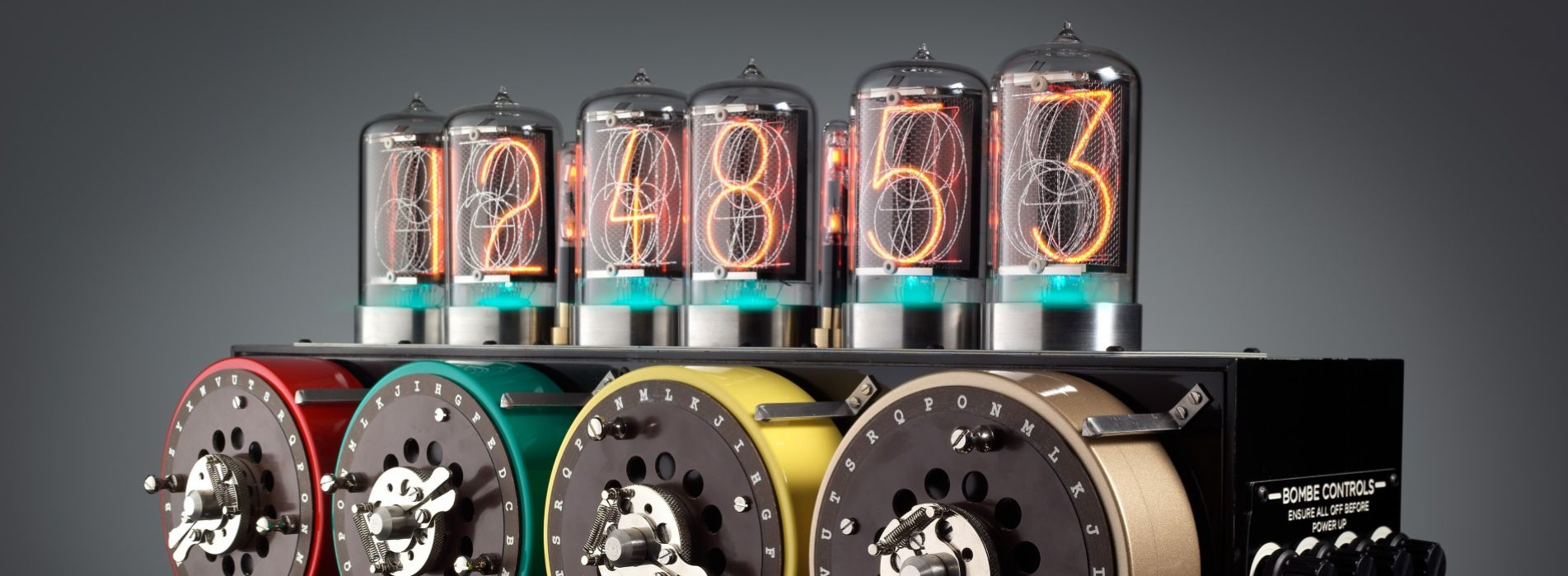 Unique And Individual Nixie Tube Clocks