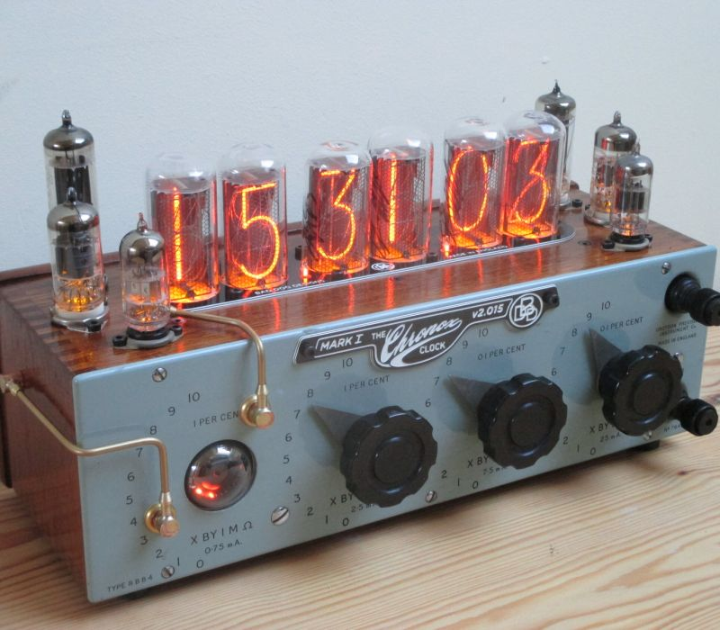 Pricing Bad Dog Designs Nixie Clocks Ltd