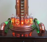 A mix of IN-8-2 tubes and IN-19c