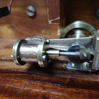 Miniature Steam Engine detail