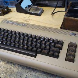 The Donor Commodore 64