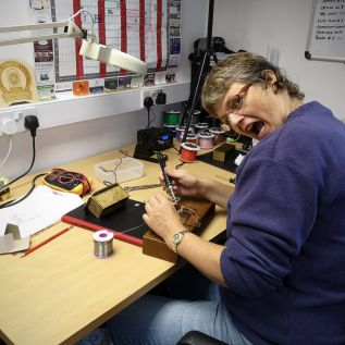 Lucy Soldering