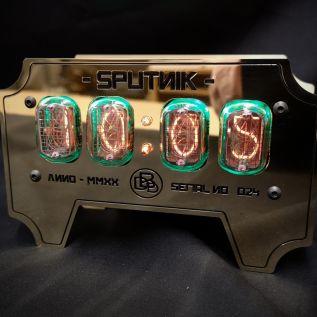 Sputnik Henry Clock