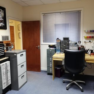 Pauls Desk