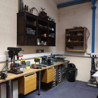 Workshop Area