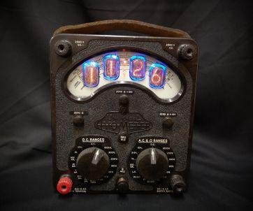 The Avo-8 Clock